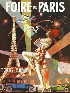 Foire de Paris by Vintage Apple Collection
