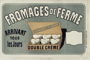 Fromages De Ferme by Vintage Apple Collection