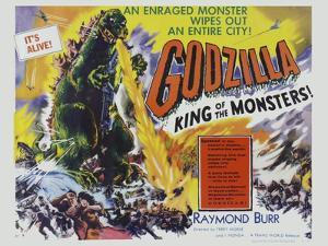 Godzilla by Vintage Apple Collection