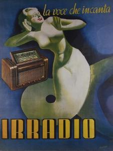Irradio by Vintage Apple Collection