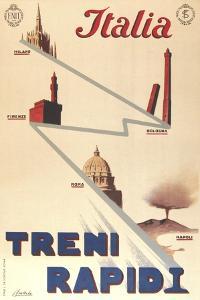 Italia Rapida by Vintage Apple Collection