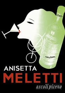 Meletti Anisette by Vintage Apple Collection