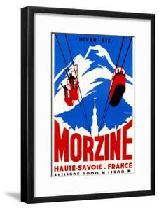 Morzine by Vintage Apple Collection