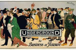 Underground Business by Vintage Apple Collection
