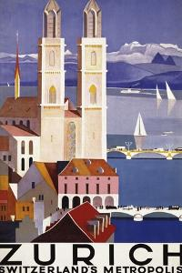 Zurich by Vintage Apple Collection