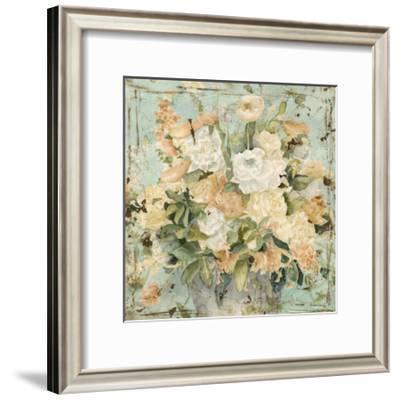 Vintage Arrangement II-Megan Meagher-Framed Premium Giclee Print