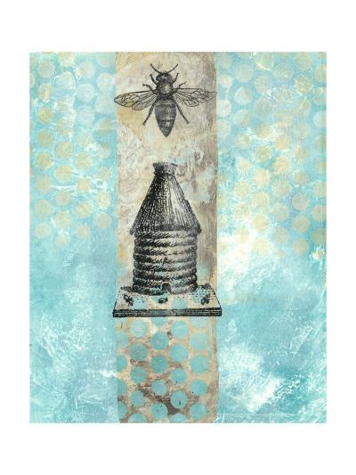 Vintage Beekeeper I-Naomi McCavitt-Art Print
