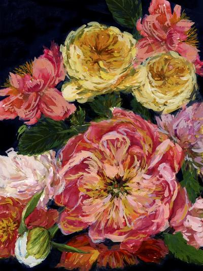 Vintage Bouquet III-Melissa Wang-Art Print