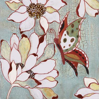 Vintage Butterfly I-Lee Speedwell-Art Print