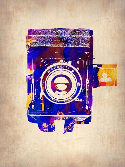 Vintage Camera 2-NaxArt-Art Print