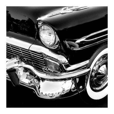 Vintage Car-PhotoINC Studio-Art Print