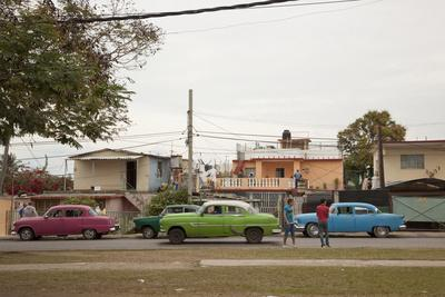 Vintage Cars-Carol Highsmith-Photo