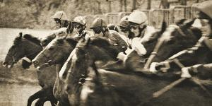 Vintage Equestrian - Post