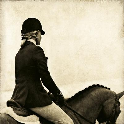 Vintage Equestrian - Ride--Giclee Print