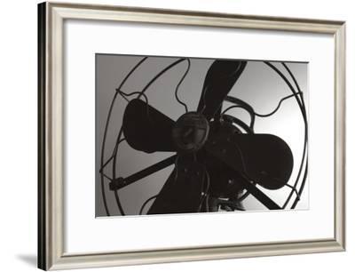 Vintage Fan Study III-Renee W. Stramel-Framed Art Print