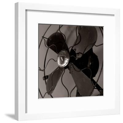 Vintage Fan Study V-Renee W. Stramel-Framed Photographic Print