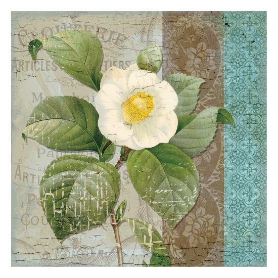 Vintage Floral 2-Ophelia & Co^-Art Print