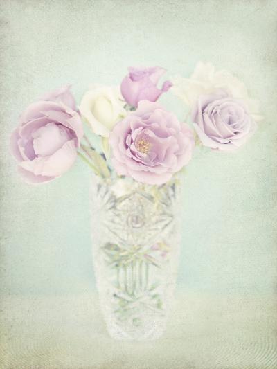 Vintage Flowers I-Shana Rae-Giclee Print