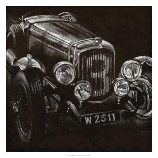 Vintage Grand Prix I-Ethan Harper-Giclee Print