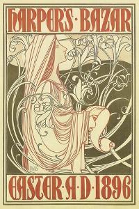 Vintage Harper's Cover