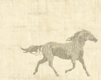 Vintage Horse I