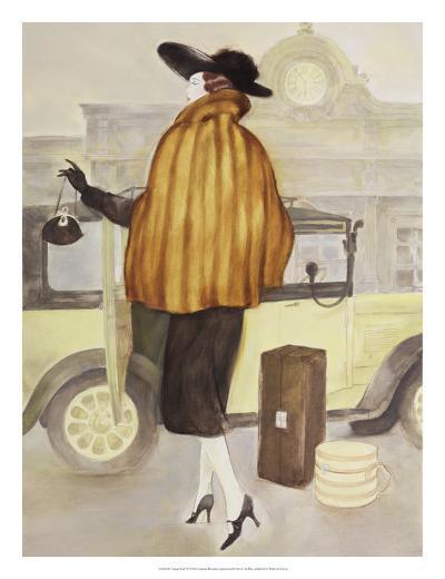 Vintage Lady IV-Graham Reynolds-Art Print