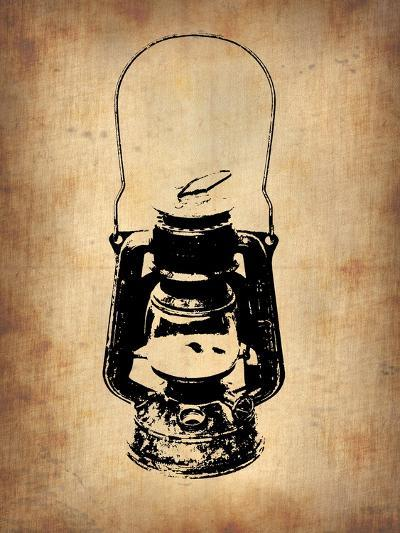 Vintage Lamp 3-NaxArt-Art Print