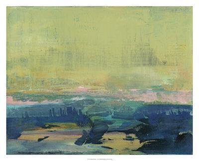 Vintage Landscapes I-Jodi Fuchs-Premium Giclee Print