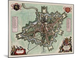 Breda Holland 1649 (Atlas Van Loon) by Vintage Lavoie