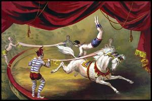 Circus 013 by Vintage Lavoie