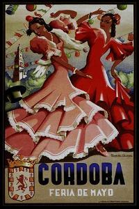 Co?rdoba Feria De Mayo 1949 by Vintage Lavoie