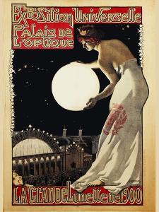 Paris Expo L'Optique 1900 by Vintage Lavoie
