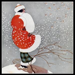 Snow by Vintage Lavoie
