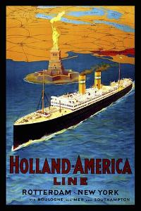 Travel 0213 by Vintage Lavoie