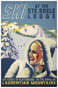 Travel 0244 by Vintage Lavoie
