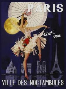 Travel 0389 by Vintage Lavoie