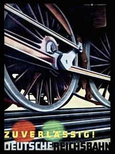 Travel Rail 0011 by Vintage Lavoie