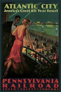 Travel Rail 0015 by Vintage Lavoie