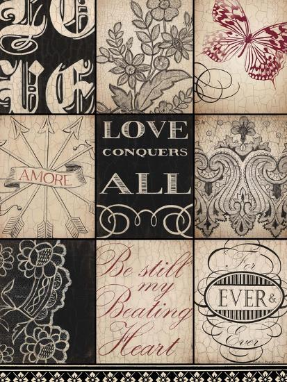 Vintage Love-Marco Fabiano-Art Print