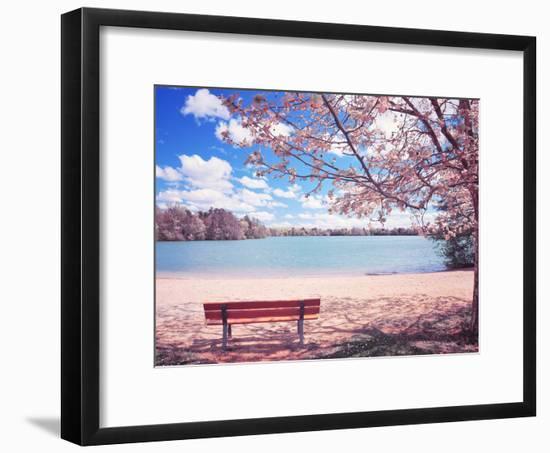 Vintage Moment-Philippe Sainte-Laudy-Framed Premium Photographic Print