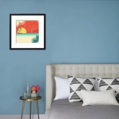 how to decorate with tropical colors home decor ideas.htm vintage nature tropical seascape background with island and palms  vintage nature tropical seascape