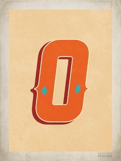 Vintage O-Kindred Sol Collective-Art Print