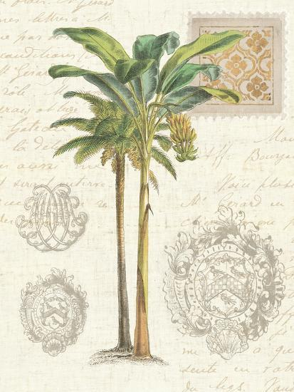 Vintage Palm Study I-Wild Apple Portfolio-Art Print