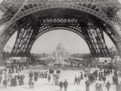 Vintage Paris II-N^ Harbick-Art Print