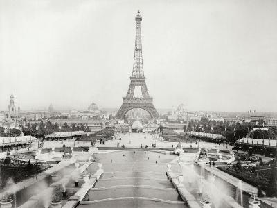 Vintage Paris V-N^ Harbick-Art Print