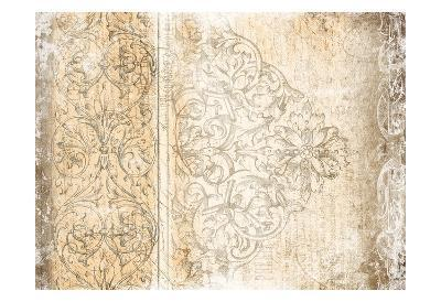 Vintage Pattern-Jace Grey-Art Print