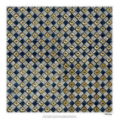 Vintage Patternbook IX-Vision Studio-Giclee Print