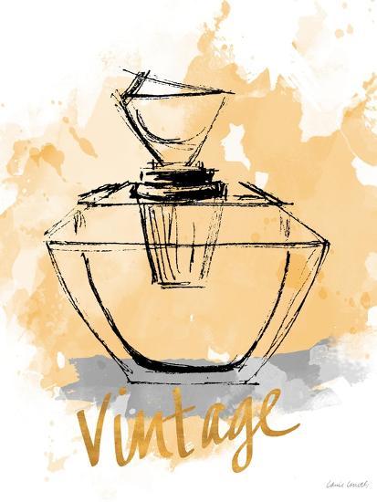 Vintage Perfume-Lanie Loreth-Art Print