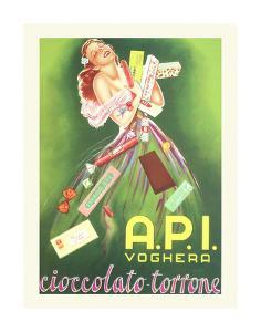 A.P.I. Voghera by Vintage Posters