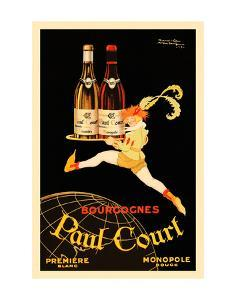 Bourgognes Paul Court by Vintage Posters